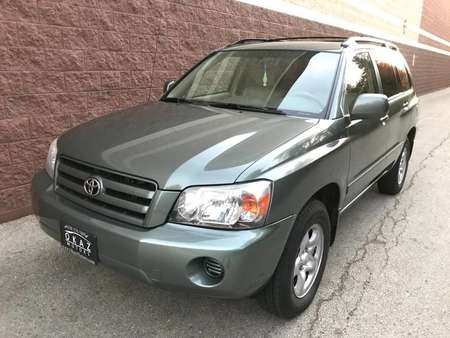 2005 Toyota Highlander  for Sale  - AP614  - Okaz Motors