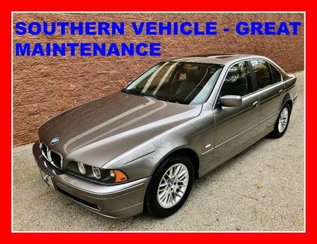 2002 BMW 5 Series 530iA for Sale  - P655  - Okaz Motors