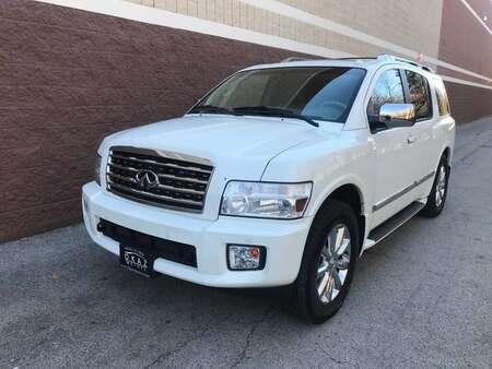 2008 Infiniti QX56 4WD for Sale  - AP620  - Okaz Motors