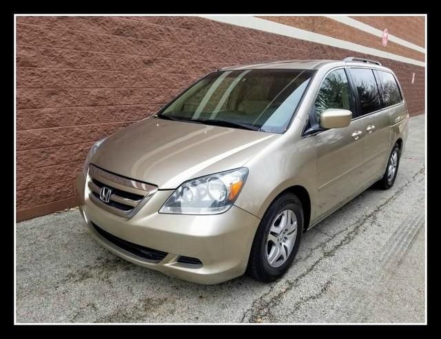 2005 Honda Odyssey  - Okaz Motors