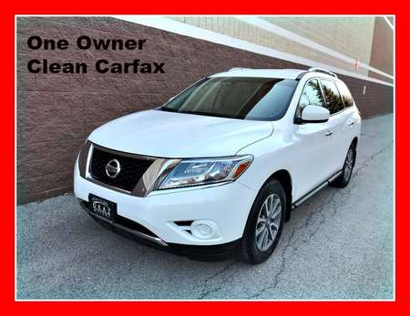 2014 Nissan Pathfinder SV 4WD for Sale  - AP664  - Okaz Motors