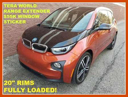 2015 BMW i3 RANGE EXTENDER TERA WORLD DRIVING ASSIST + PARKING for Sale  - FP038  - Okaz Motors