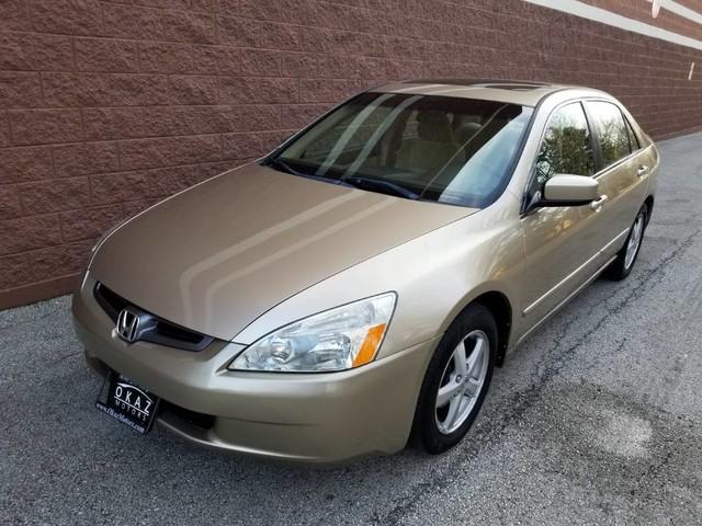 2005 Honda Accord  - Okaz Motors