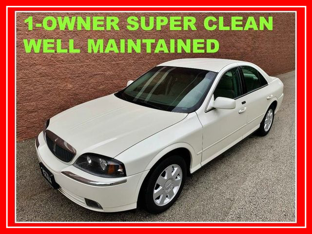 2005 Lincoln LS Sedan 4D  - IA668  - Okaz Motors