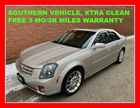 2007 Cadillac CTS  for Sale  - PFL678  - Okaz Motors