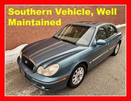 2004 Hyundai Sonata GLS for Sale  - PFL673  - Okaz Motors