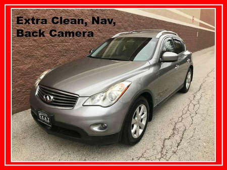 2008 Infiniti EX35 EX35 Journey Sport Utility 4D AWD for Sale  - AP675  - Okaz Motors
