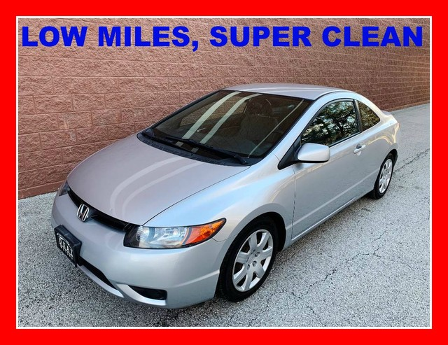 2006 Honda Civic Cpe  - Okaz Motors