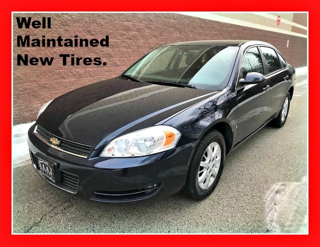 2008 Chevrolet Impala Police  - Okaz Motors