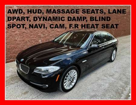 2013 BMW 5 Series AWD for Sale  - P674  - Okaz Motors