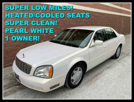 2004 Cadillac DeVille  for Sale  - FP042  - Okaz Motors
