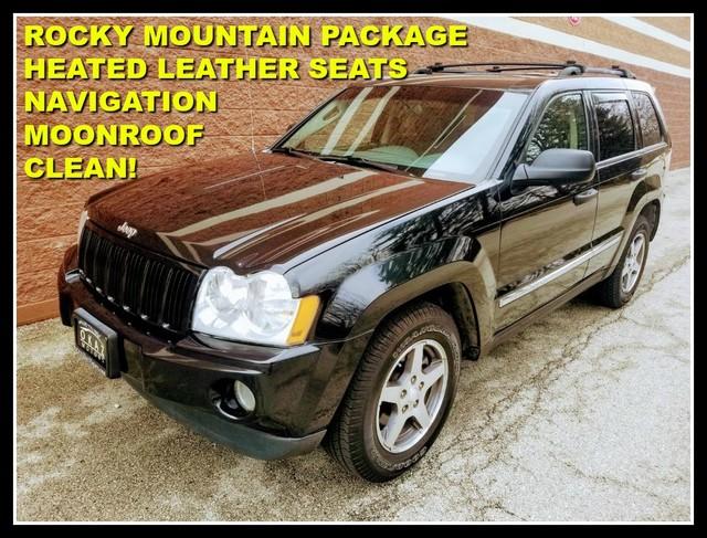 2005 Jeep Grand Cherokee  - Okaz Motors