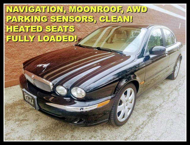 2006 Jaguar X-Type  - Okaz Motors