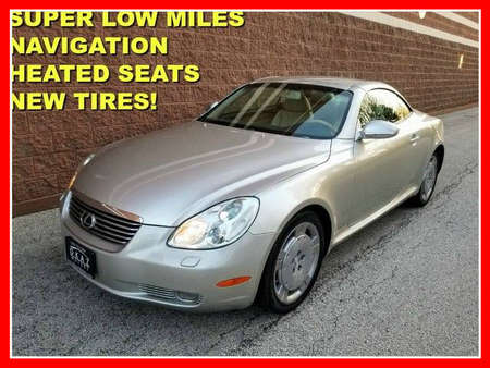 2002 Lexus SC 430 SC 430 Convertible 2D for Sale  - FP012  - Okaz Motors
