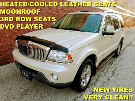 2005 Lincoln Aviator AWD for Sale  - FP053  - Okaz Motors