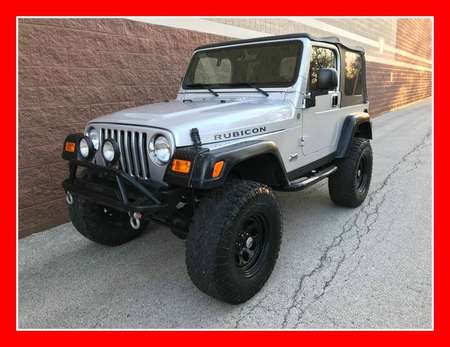 2004 Jeep Wrangler Rubicon for Sale  - AP673  - Okaz Motors