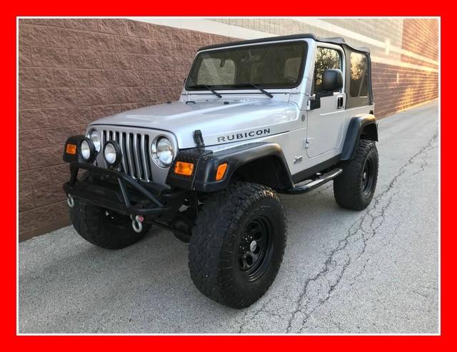 2004 Jeep Wrangler  - Okaz Motors