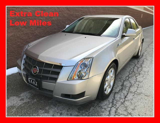 2008 Cadillac CTS  - Okaz Motors