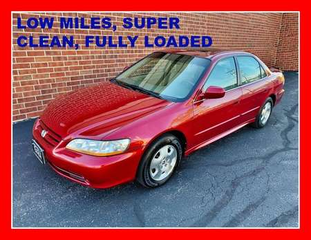2001 Honda Accord EX for Sale  - P687  - Okaz Motors