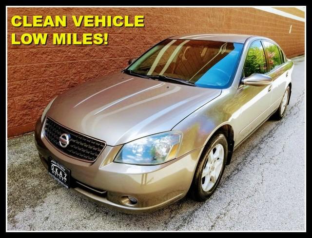 2006 Nissan Altima  - Okaz Motors