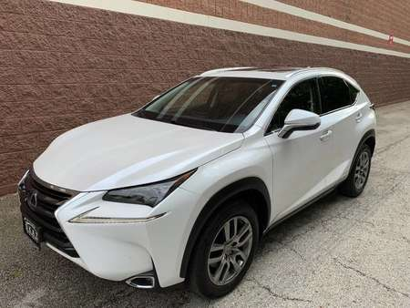 2016 Lexus NX 300h AWD for Sale  - FP078  - Okaz Motors