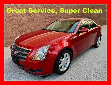 2008 Cadillac CTS RWD w/1SA for Sale  - P696  - Okaz Motors