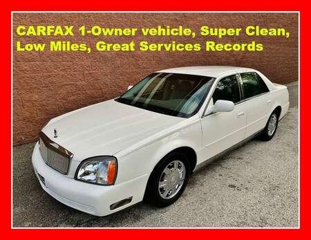 2004 Cadillac DeVille  for Sale  - P700  - Okaz Motors