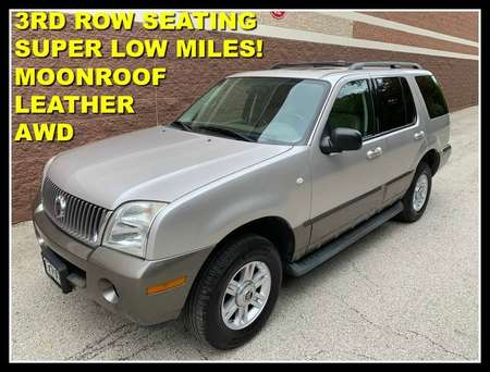 2004 Mercury Mountaineer Luxury AWD for Sale  - FP069  - Okaz Motors