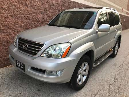 2003 Lexus GX 470 4WD for Sale  - AP687  - Okaz Motors