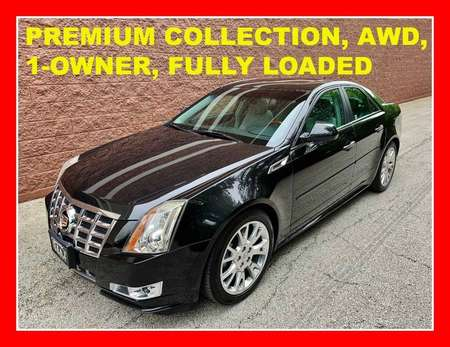 2012 Cadillac CTS Premium AWD for Sale  - P704  - Okaz Motors