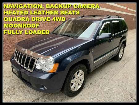 2008 Jeep Grand Cherokee Limited 4WD for Sale  - FP061  - Okaz Motors