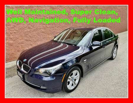 2010 BMW 5 Series AWD for Sale  - P698  - Okaz Motors