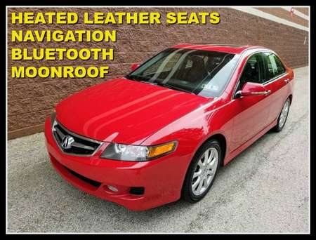 2008 Acura TSX Nav for Sale  - FP073  - Okaz Motors