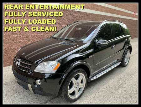 2007 Mercedes-Benz M-Class 6.3L AMG for Sale  - FP051  - Okaz Motors