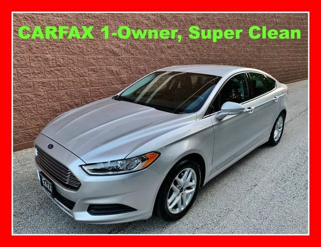 2013 Ford Fusion  - Okaz Motors