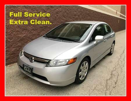 2007 Honda Civic LX for Sale  - AP703  - Okaz Motors