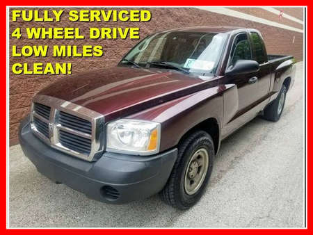 2005 Dodge Dakota ST Pickup 2D 6 1/2 ft 4WD for Sale  - FP074  - Okaz Motors