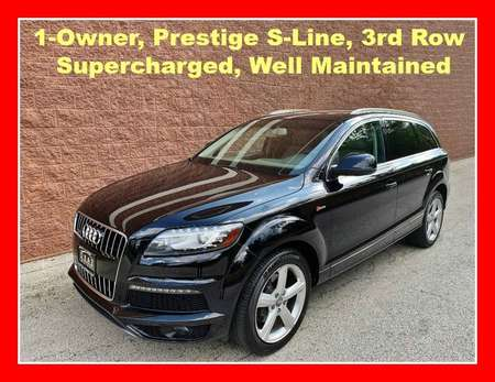 2013 Audi Q7 3.0T S line Prestige for Sale  - P708  - Okaz Motors