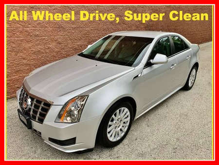 2012 Cadillac CTS Sedan 4D AWD for Sale  - IA692  - Okaz Motors