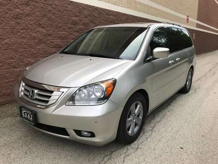 2009 Honda Odyssey Touring for Sale  - AP702  - Okaz Motors