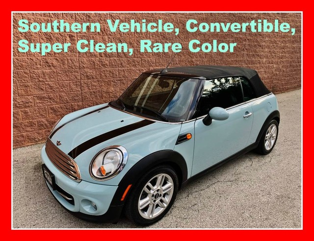 2013 Mini Cooper Convertible  - Okaz Motors
