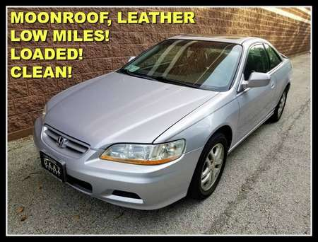 2002 Honda Accord Cpe EX w/Leather for Sale  - FP068  - Okaz Motors