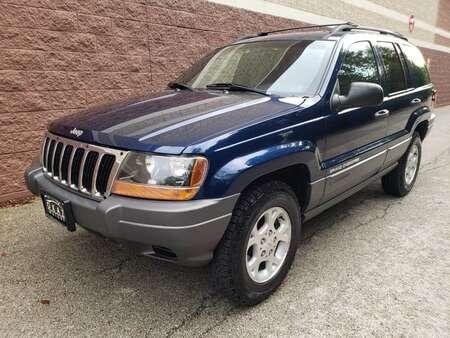 2001 Jeep Grand Cherokee Laredo 4WD for Sale  - AP705  - Okaz Motors