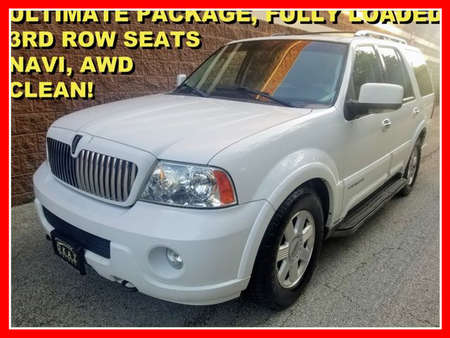 2003 Lincoln Navigator Sport Utility 4D 4WD for Sale  - FP027  - Okaz Motors