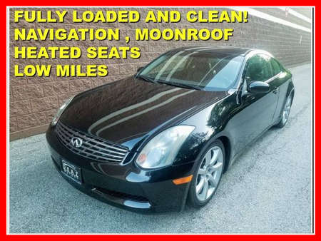 2004 Infiniti G35 Coupe G35 Coupe 2D for Sale  - FP059  - Okaz Motors