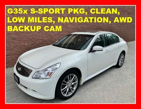 2008 Infiniti G35 Sports AWD for Sale  - P717  - Okaz Motors