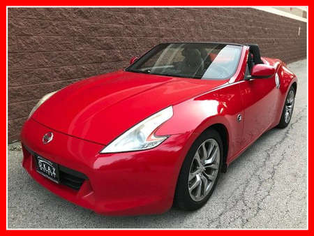2010 Nissan 370Z Roadster 2D for Sale  - AP610  - Okaz Motors