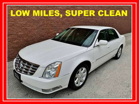 2007 Cadillac DTS Sedan 4D for Sale  - IA714  - Okaz Motors