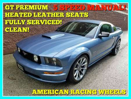 2007 Ford Mustang GT Premium for Sale  - FP086  - Okaz Motors