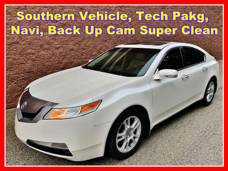 2009 Acura TL Sedan 4D 2WD for Sale  - IA723  - Okaz Motors